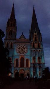 Kathedralen-Lichtspektakel